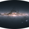 Gaia DR2 colour sky map