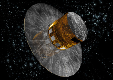 Gaia satellite